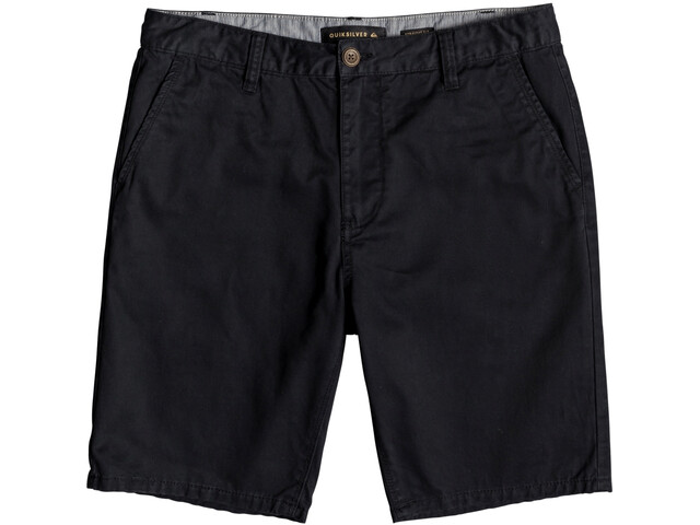 Quiksilver Everyday Light Chino Shorts Men black